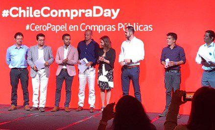 Conoce los tres ganadores del proceso de innovación abierta realizado para ChileCompra