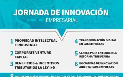 Nueva Jornada de Innovación Empresarial