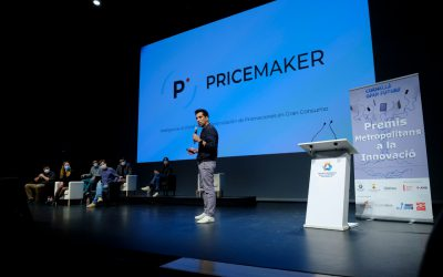 Startup PriceMaker fueron los ganadores de los Premios Metropolitanos en Barcelona