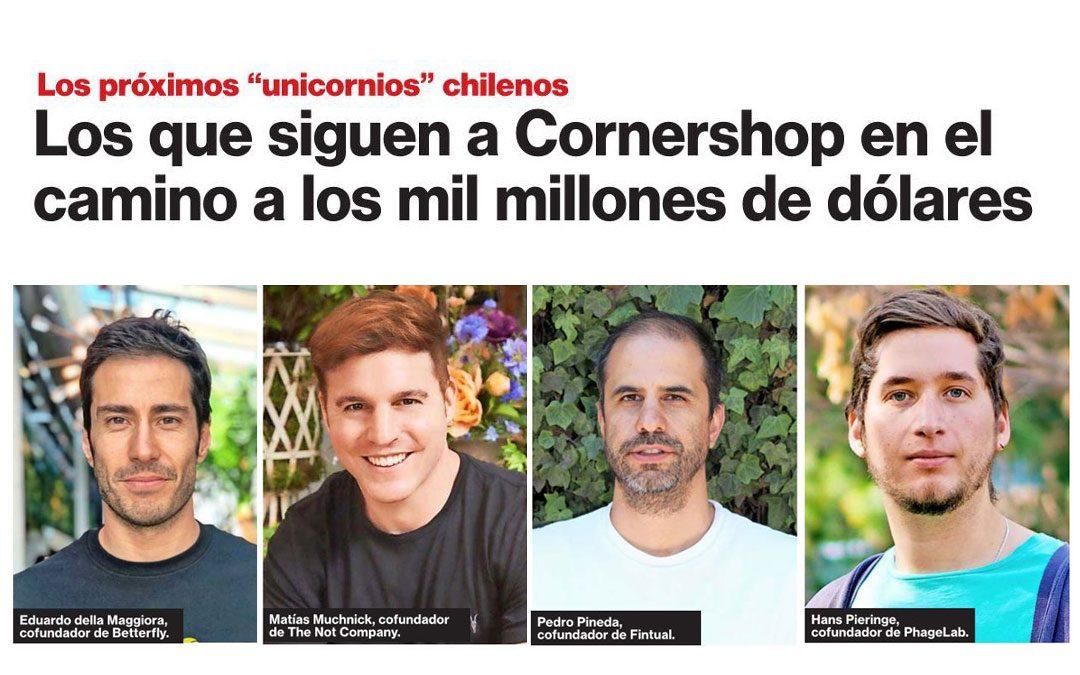 Los próximos 'unicornios' chilenos